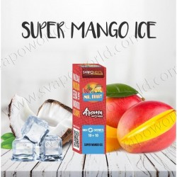 Mr Fruit SUPER MANGO ICE 10+10ml - SvapoNext