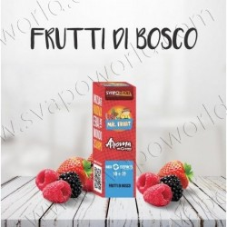 Mr Fruit FRUTTI DI BOSCO 10+10ml - SvapoNext