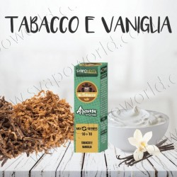 Mr Tobacco TABACCO E VANIGLIA 10+10ml - SvapoNext